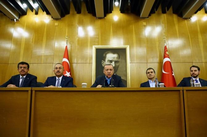 """Erdogan: """"935 PKKyî hatin kuştin"""""""