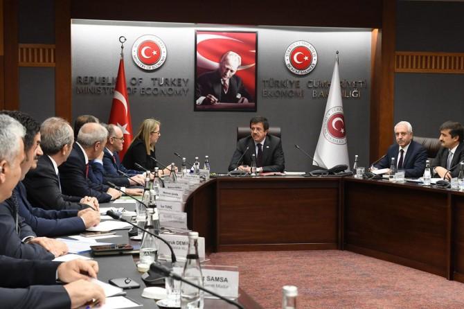 """Mardin'de """"ekonomi zirvesi"""" düzenlenecek"""