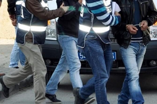 Sosyal medyada PKK propagandasına 3gözaltı