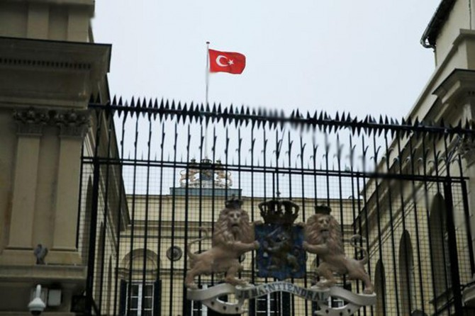 Hollanda Türkiye'deki büyükelçisini geri çekti