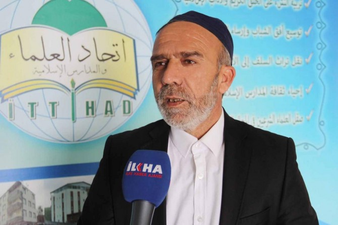"""Our goal is to make Al-Quds the first agenda item"""