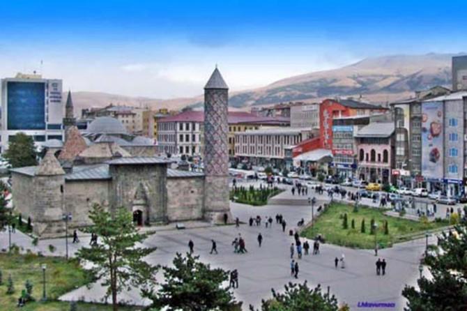 Erzurum'da toplantı ve yürüyüş güzergâhları belirlendi