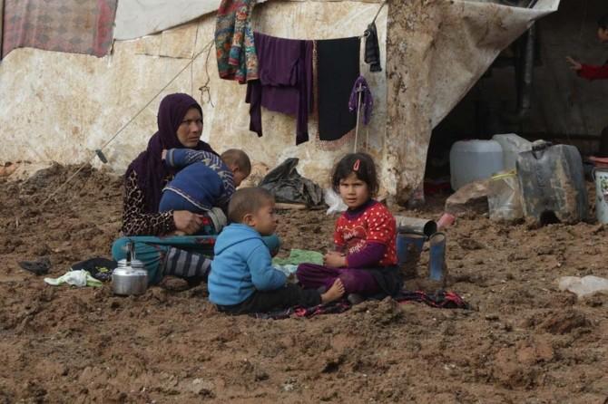 """""""PKK Afrin halkının göç etmesine izin vermiyor"""""""