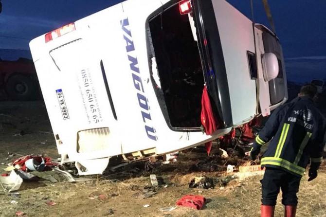 """Van Valiliğinden """"trafik kazası"""" açıklaması"""