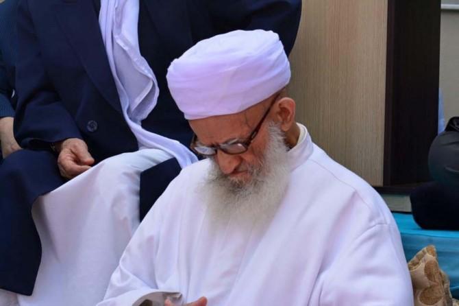 Mullah Hüseyin al-Buti passed away