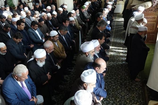 Molla Hüseyin el-Buti ebediyete uğurlandı