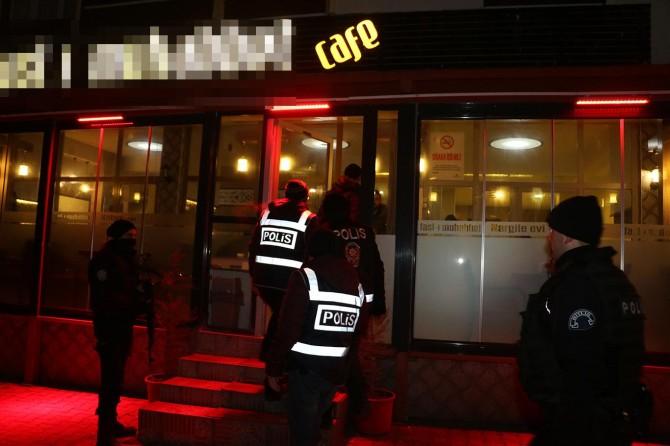 Bitlis'te gençlerin korunmasına yönelik denetim yapıldı