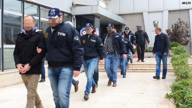 FETÖ'den gözaltına alınan 52 polis tutuklandı