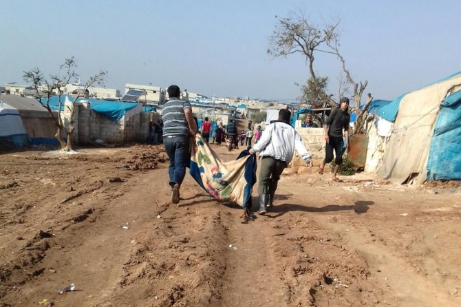 Rocket attack on Atme refugee camp kills 3, injured 15