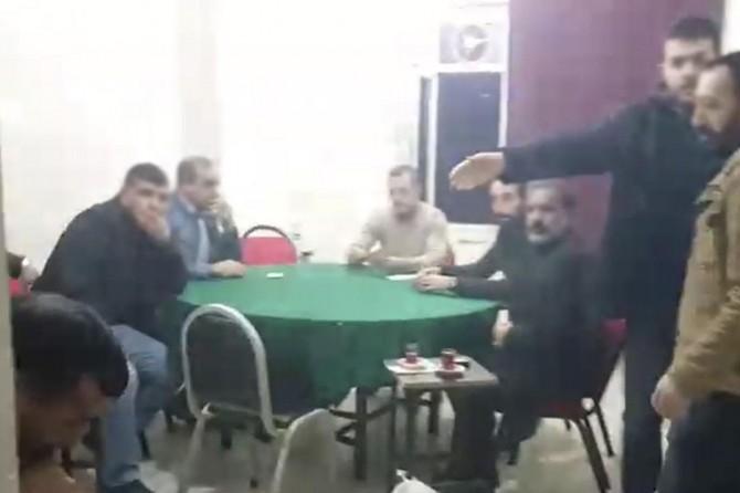 Kumar oynayan 8 kişiye idari para cezası