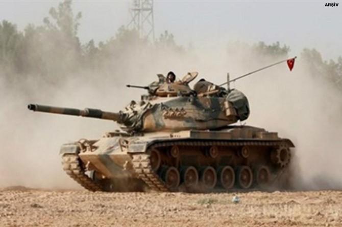Şeyh Horoz Bölgesi'nde saldırı: 10 asker yaralı