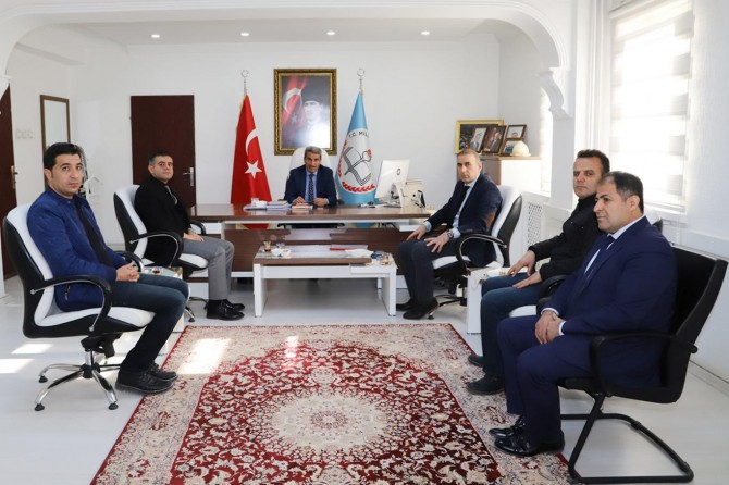 Mardin'de Beyaz Bayrak toplantısı