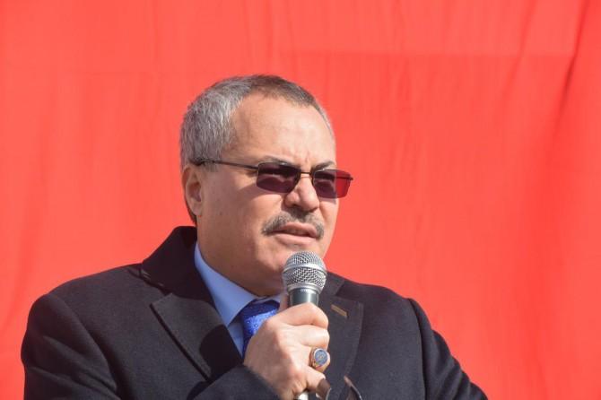 """""""Türkiye'ye yönelik dünyada bir algı operasyonu yapılıyor"""""""