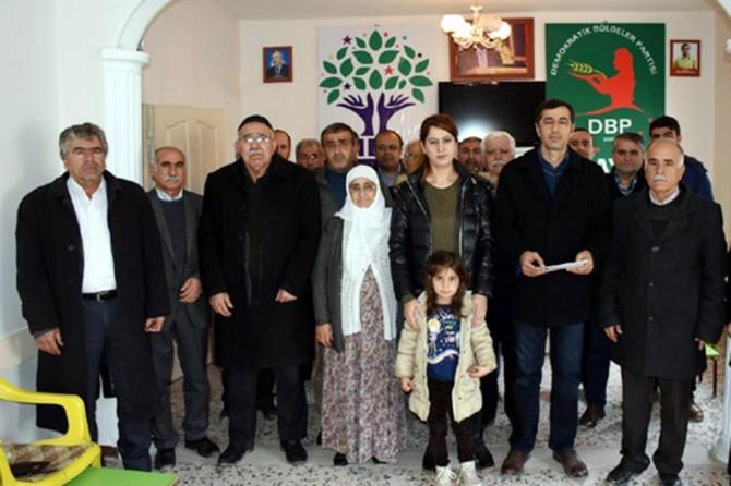 Nusaybin HDP eş başkanı Kut serbest bırakıldı