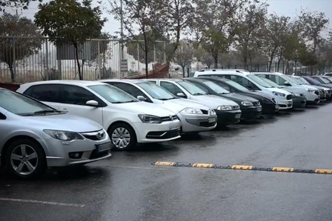 Türkiye'de her 7 kişiden birine otomobil düşüyor