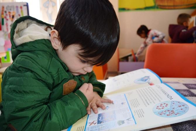Bitlis'te on aylık eğitim döneminde 1,5 milyon kitap okundu