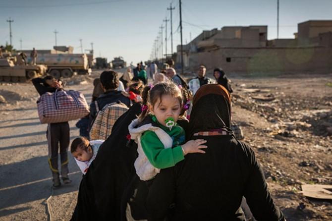 """Irak'ta mültecilerin """"evlerine zorla döndürülmeye çalışıldığı"""" iddiası"""