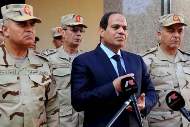 Mısır'da cumhurbaşkanlığı seçimi öncesi operasyon