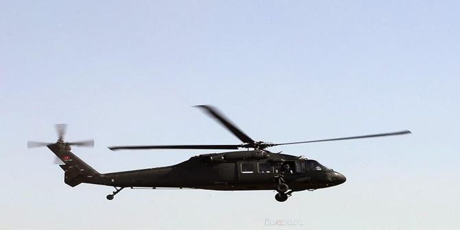 Hatay'da helikopter düştü: 2 asker hayatını kaybetti