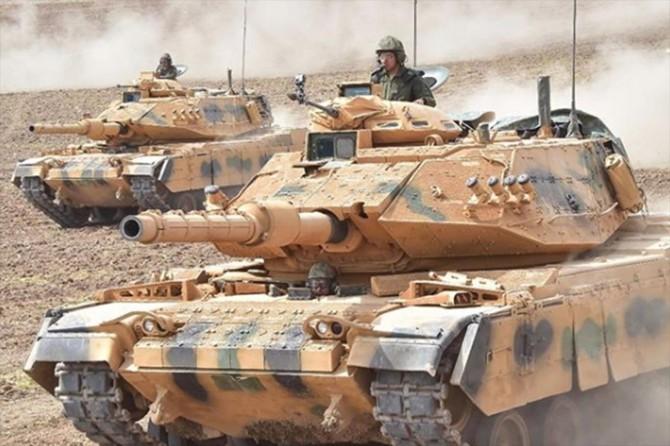 Afrin'de hayatını kaybeden askerlerin sayısı 11'e yükseldi