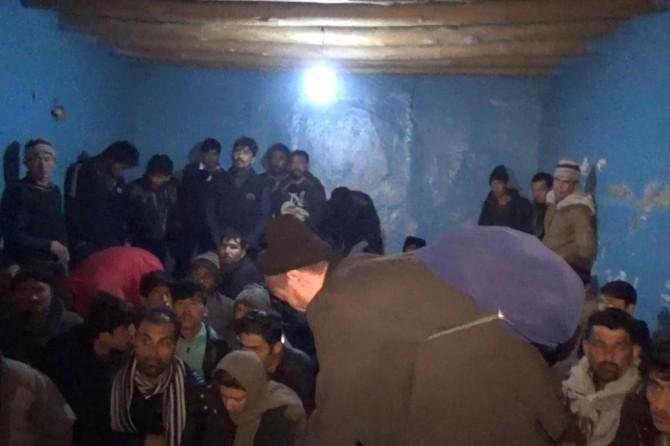 İnsan kaçakçılarına operasyon: 11 tutuklama