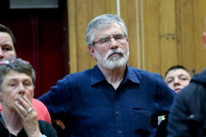Sinn Fein 35 yıl sonra lider değiştirdi