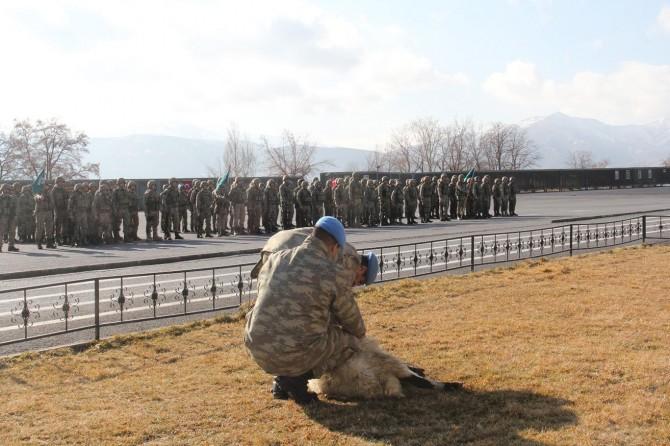 Afrin'de hayatını kaybeden 9 asker Bitlis'ten yollanmıştı