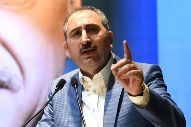 Bakan Gül: Kendi sınırlarımızın güvenliği için bu operasyon başlatılmıştır