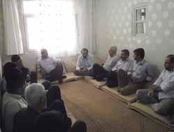 Hani İrşad-Der Dualarla Açıldı