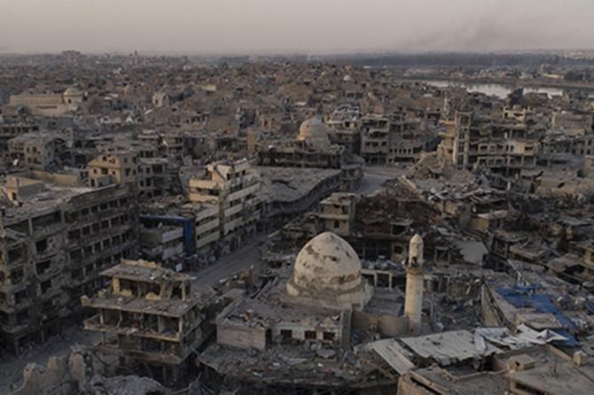 Irak'ın yeniden inşası 88 milyar dolar gerekli