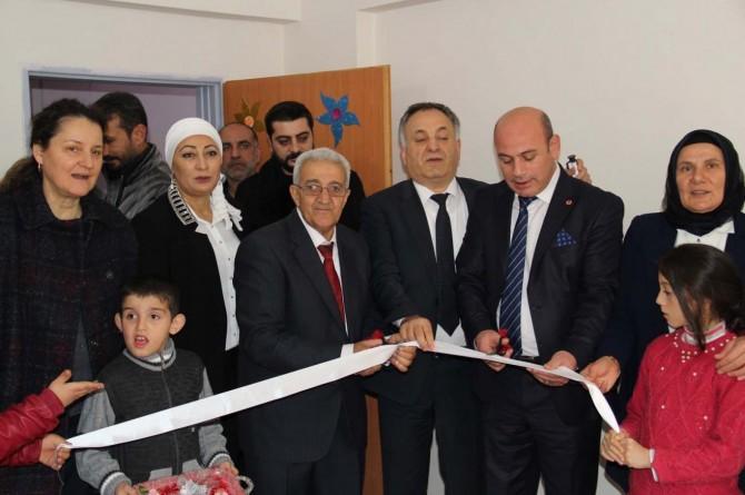 Diyarbakır'da zihinsel engelli öğrenciler için yeni sınıf açıldı