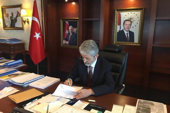 ABD Büyükelçiliğinin bulunduğu caddenin adı ''Zeytin Dalı'' olacak