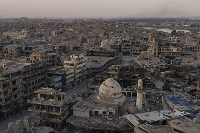 Bo Iraq ji nû ve bê înşakirin pêdivî bi 88 milyar dolaran heye