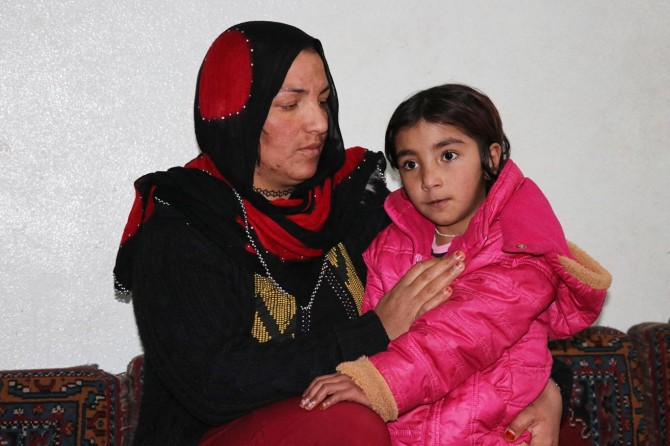 Küçük Rabia hayata tutunabilmek için kalp nakli bekliyor