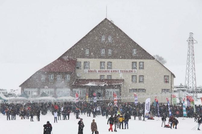 Bingöl'de kayak festivaline 60 ülkeden katılım olacak