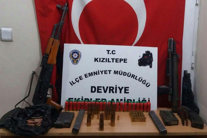 Mardin'de kavga: 3 gözaltı