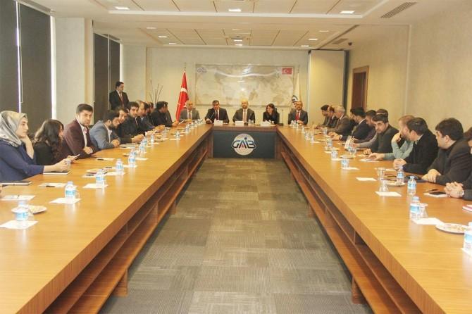 Irak'a ihracatta yaşanan sorunlar masaya yatırıldı