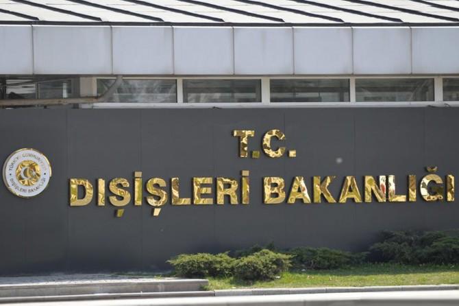 """Dışişlerinden ABD Savunma Bakanına """"PKK"""" tepkisi"""