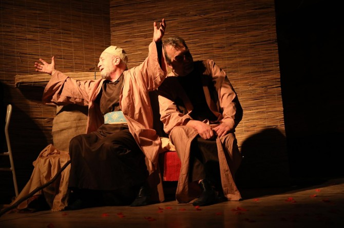 Kızıltepe Belediyesinden Veysel Karani tiyatro oyunu