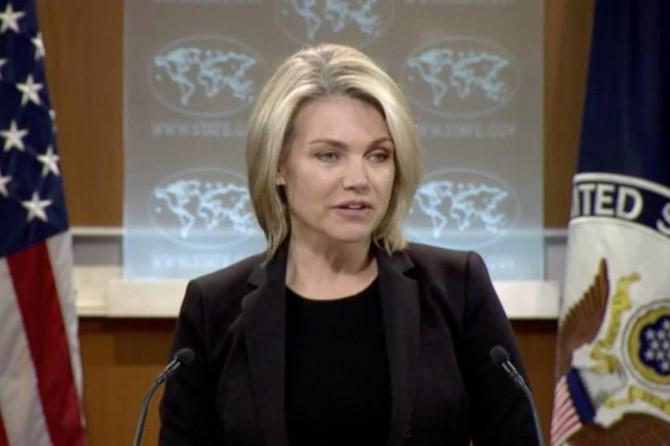 ABD: Türkiye'nin güvenlik kaygılarını anlıyoruz