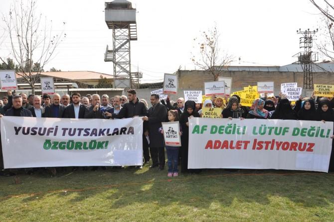 28 Şubat mağdurları derhal serbest bırakılmalıdır
