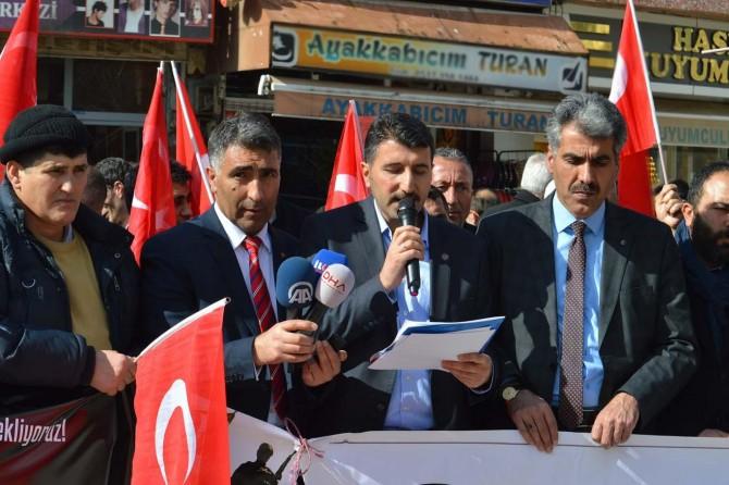 """Bitlis'teki STK'lardan """"Afrin Operasyonu"""" açıklaması"""