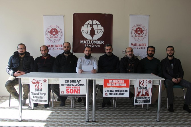 """""""Kardeşlerimiz cezaevlerini medreseye dönüştürdüler"""""""
