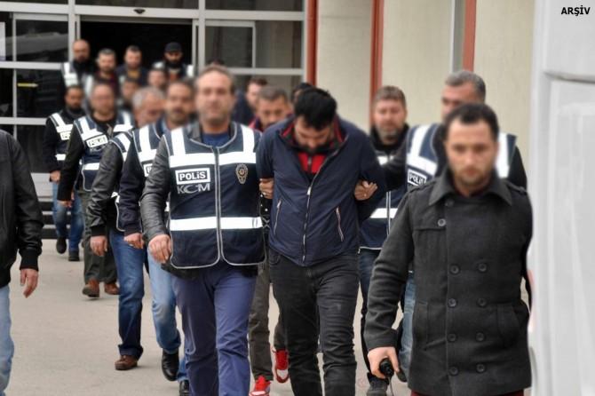 Elazığ merkezli PKK operasyonu: 10 gözaltı