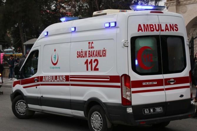 Zehirlenen 8 öğrenci hastaneye kaldırıldı