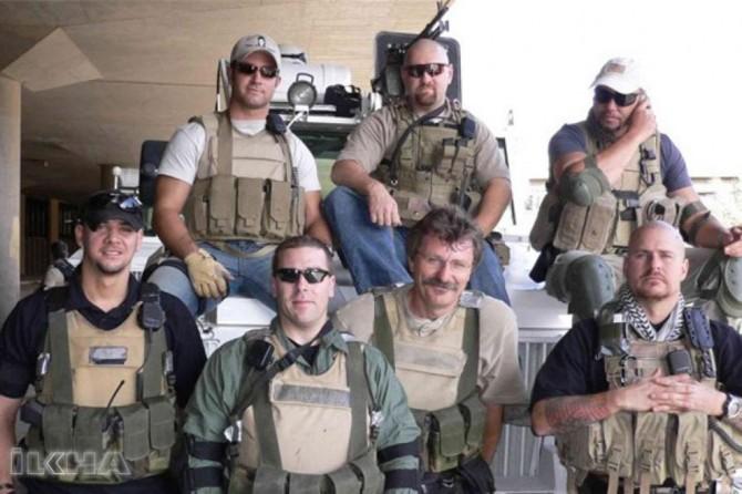 The US kills Russian mercenary soldiers in Syria