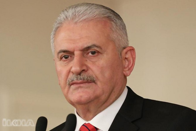 We to fight the US if siding YPG: Turkish Prime Minister