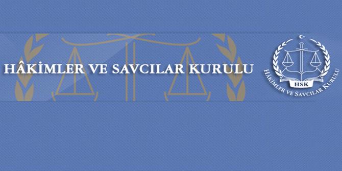 HSK 17 hâkim ve savcıyı açığa aldı