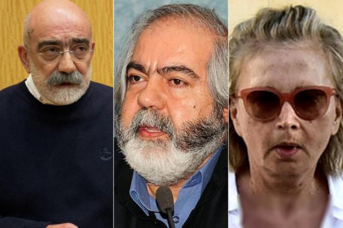 Ji Ahmet û Mehmet Altan û Nazli Ilicak re cezaya hepsa muebbet hat dayîn