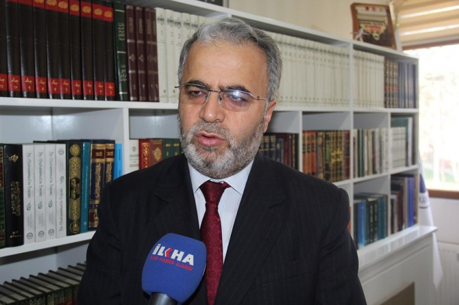 """""""Görevim boyunca Kur'an kurslarını yaygın hale getirmek için çaba gösterdik"""""""